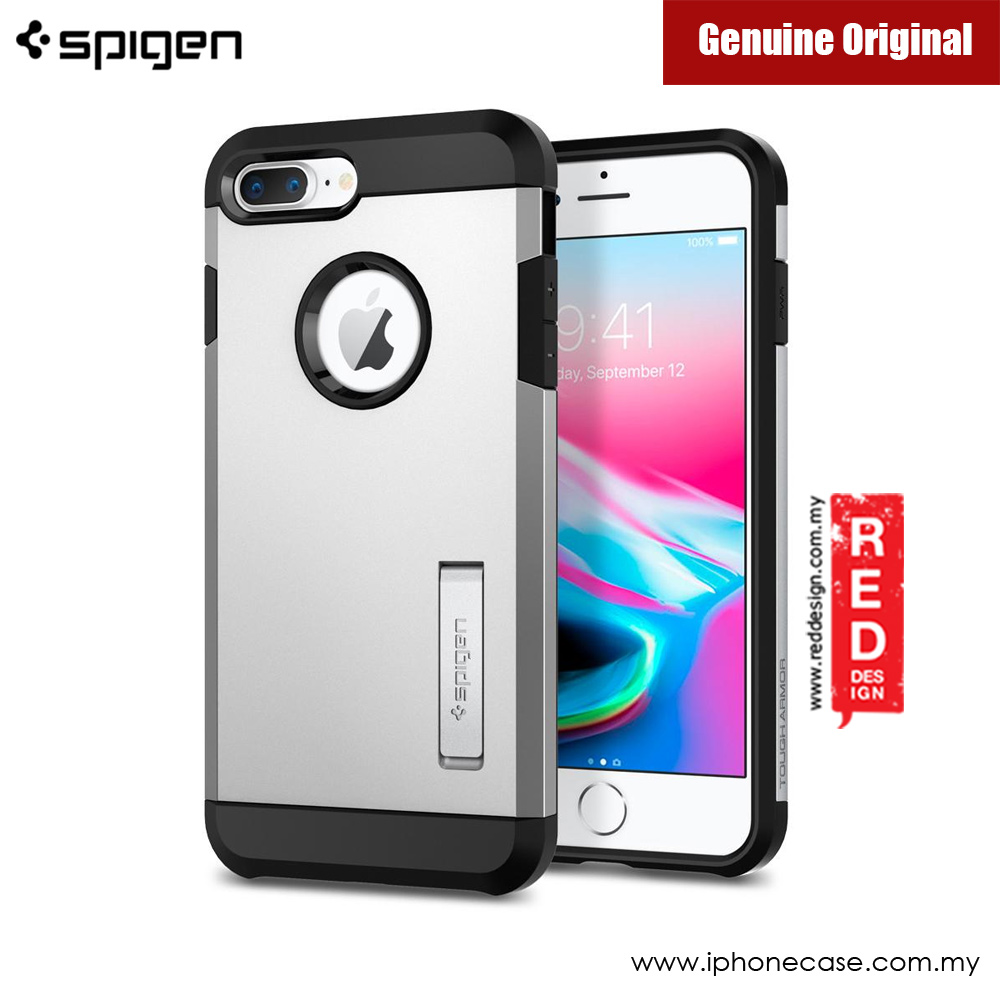 Apple Iphone 8 Plus Uag Otterbox Spigen Ringke Cover Case Casing Xr Anti Shock With Card Slot Slim Armor Cs Black Picture Of Tough 2 Protection For 7