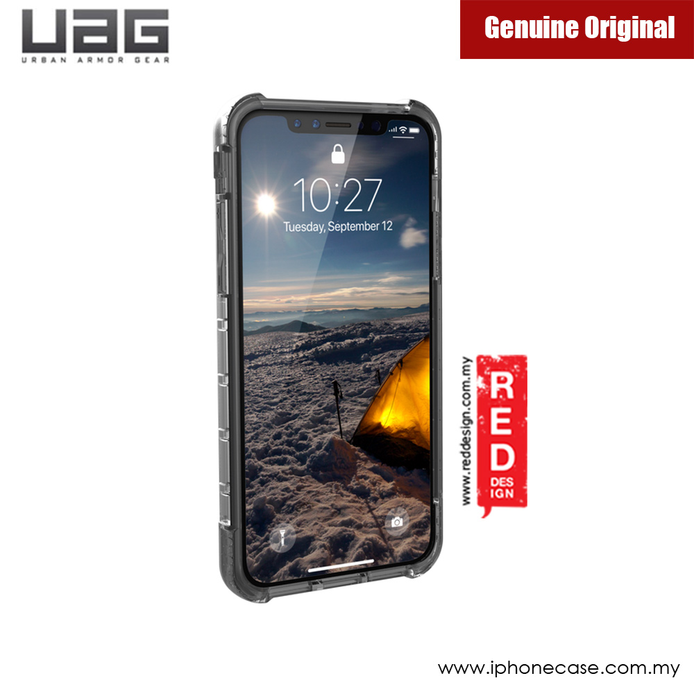 Picture of Apple iPhone X Case | UAG Plyo Series Case for Apple iPhone X (Ice Clear)