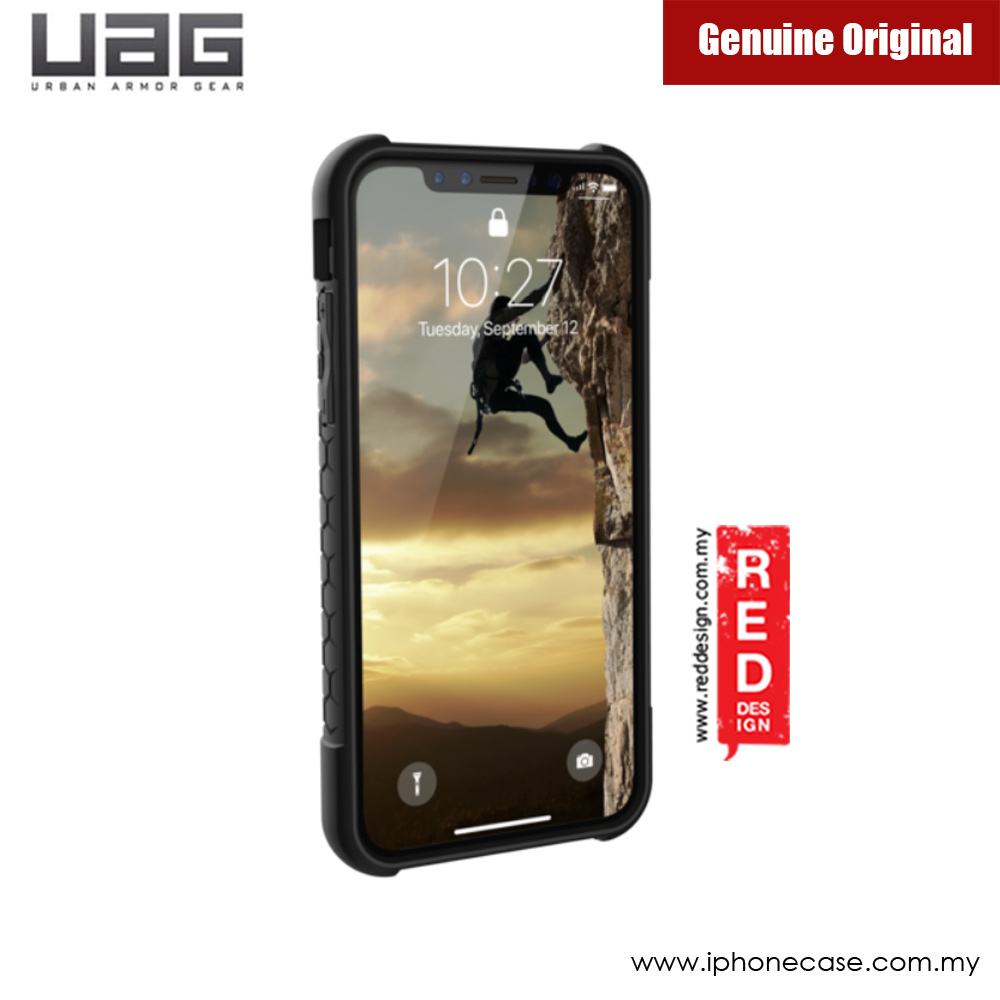 Picture of Apple iPhone X Case | UAG Monarch Series Case for Apple iPhone X (Graphite)