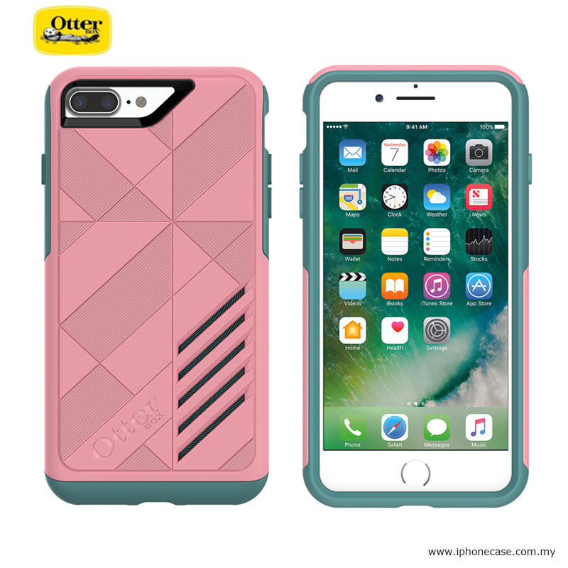 Picture of Otterbox Achiever Series Protection Case for Apple iPhone 7 Plus iPhone 8 Plus 5.5 -  Prickly Pear Apple iPhone 8 Plus- Apple iPhone 8 Plus Cases, Apple iPhone 8 Plus Covers, iPad Cases and a wide selection of Apple iPhone 8 Plus Accessories in Malaysia, Sabah, Sarawak and Singapore