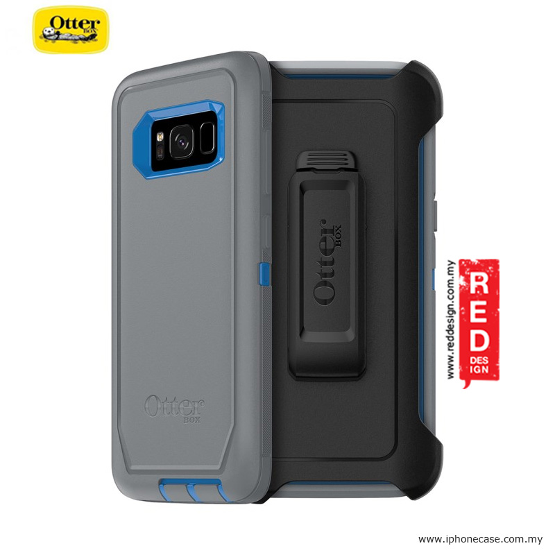 Picture of Otterbox Defender Series Protection Case for Samsung Galaxy S8 -  Marathoner Samsung Galaxy S8- Samsung Galaxy S8 Cases, Samsung Galaxy S8 Covers, iPad Cases and a wide selection of Samsung Galaxy S8 Accessories in Malaysia, Sabah, Sarawak and Singapore