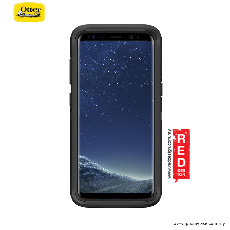 Picture of Otterbox Defender Series Protection Case for Samsung Galaxy S8 - Black Malaysia Singapore: Samsung Galaxy S8- Samsung Galaxy S8 Cases, Samsung Galaxy S8 Covers, iPad Cases and a wide selection of Samsung Galaxy S8 Accessories in Malaysia, Sabah, Sarawak and Singapore