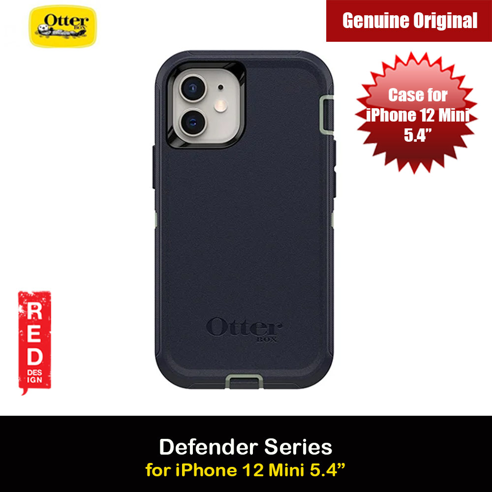 Picture of Otterbox Defender Series Protection Case for iPhone 12 Mini 5.4 (Varsity Blues) Apple iPhone 12 mini 5.4- Apple iPhone 12 mini 5.4 Cases, Apple iPhone 12 mini 5.4 Covers, iPad Cases and a wide selection of Apple iPhone 12 mini 5.4 Accessories in Malaysia, Sabah, Sarawak and Singapore