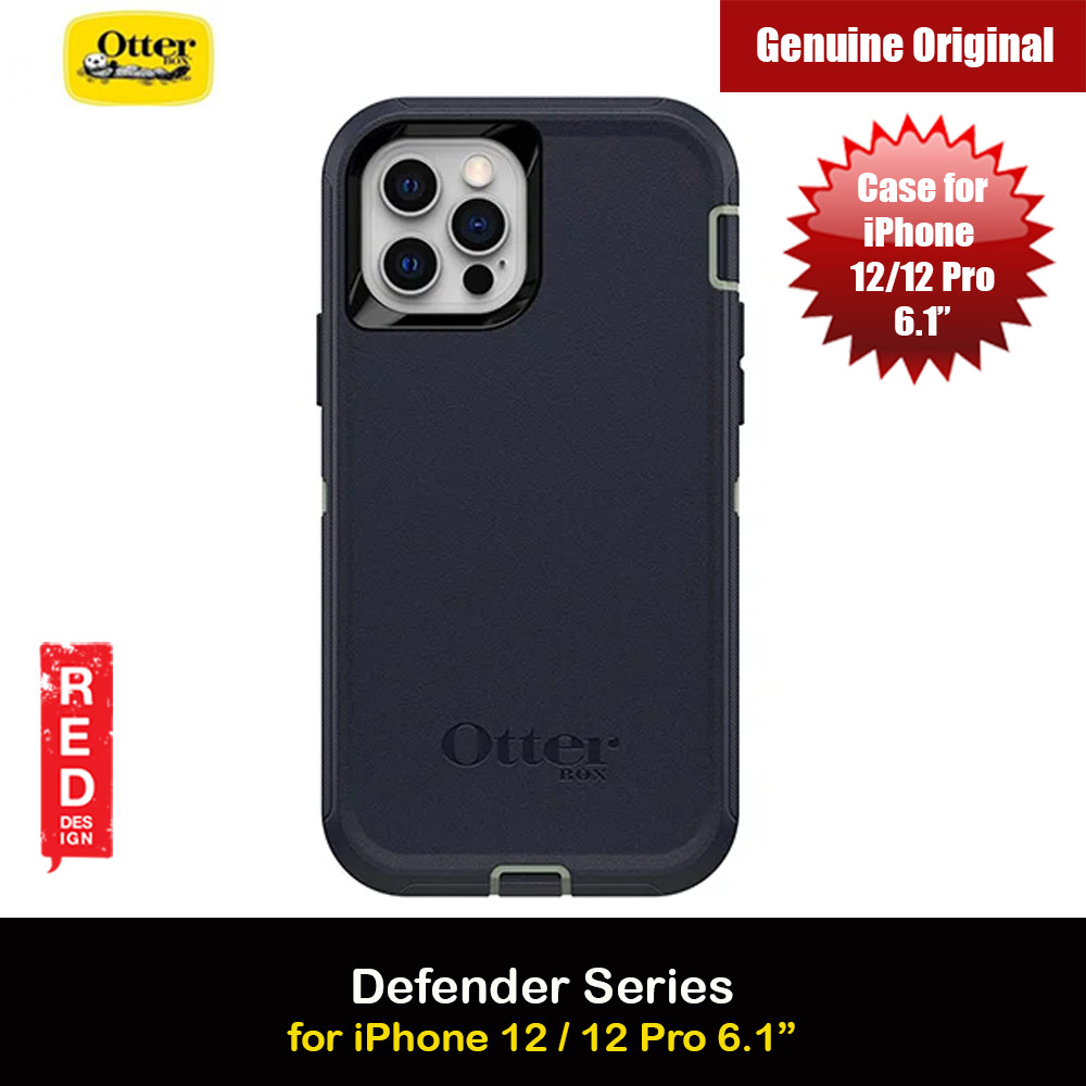 Picture of Otterbox Defender Series Protection Case for iPhone 12 iPhone 12 Pro 6.1 (Varsity Blues) Apple iPhone 12 6.1- Apple iPhone 12 6.1 Cases, Apple iPhone 12 6.1 Covers, iPad Cases and a wide selection of Apple iPhone 12 6.1 Accessories in Malaysia, Sabah, Sarawak and Singapore