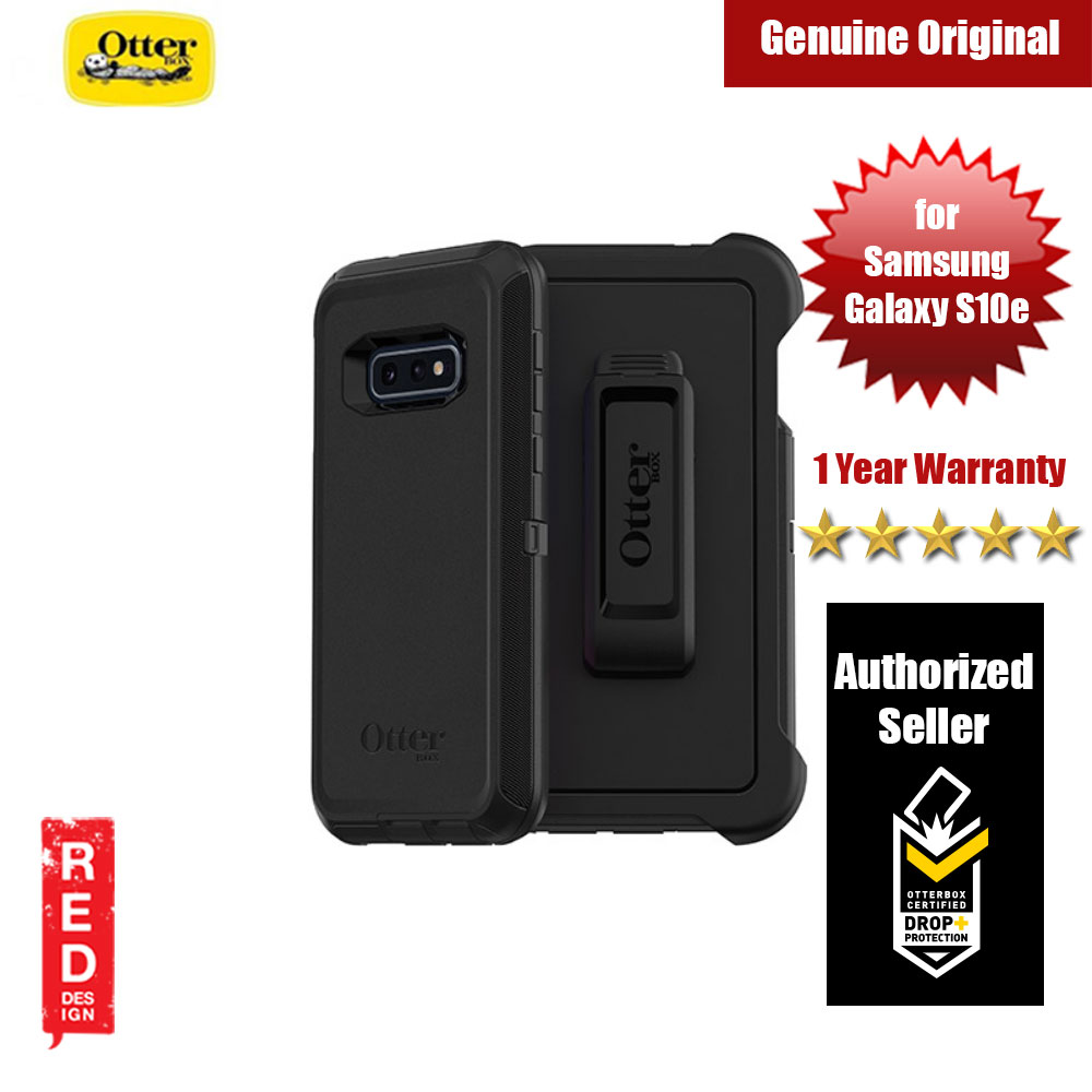 Picture of Otterbox Defender Series Protection Case for Samsung Galaxy S10e (Black) Samsung Galaxy S10e- Samsung Galaxy S10e Cases, Samsung Galaxy S10e Covers, iPad Cases and a wide selection of Samsung Galaxy S10e Accessories in Malaysia, Sabah, Sarawak and Singapore