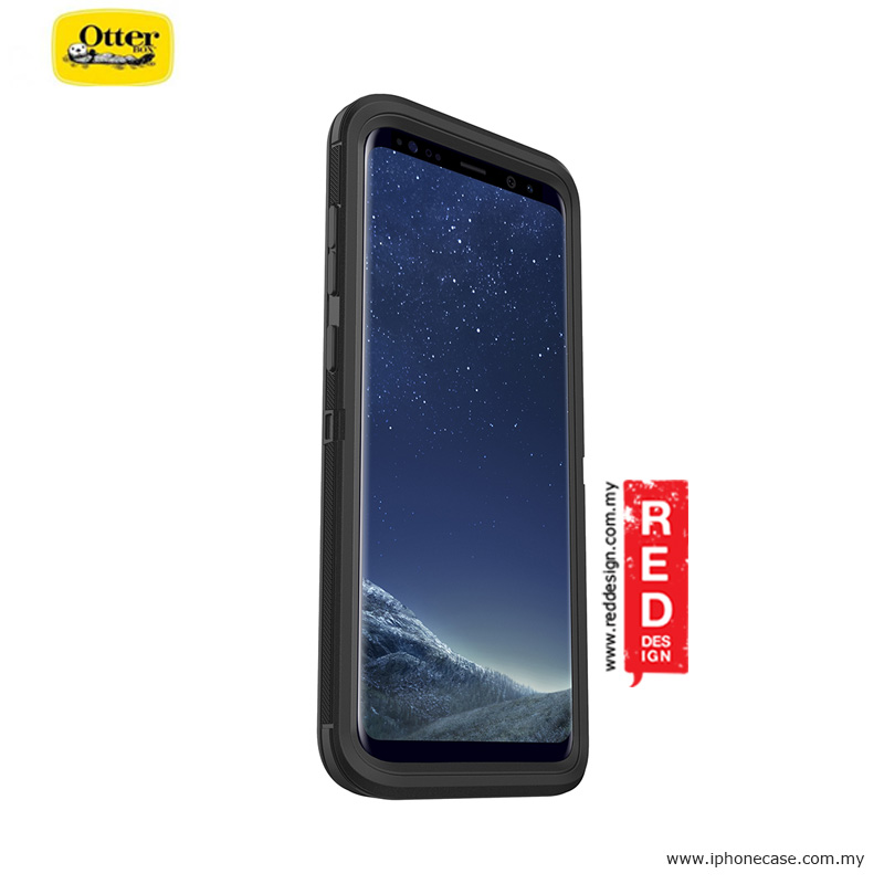 Picture of Otterbox Defender Series Protection Case for Samsung Galaxy S8 Plus - Black Malaysia Singapore: Samsung Galaxy S8 Plus- Samsung Galaxy S8 Plus Cases, Samsung Galaxy S8 Plus Covers, iPad Cases and a wide selection of Samsung Galaxy S8 Plus Accessories in Malaysia, Sabah, Sarawak and Singapore