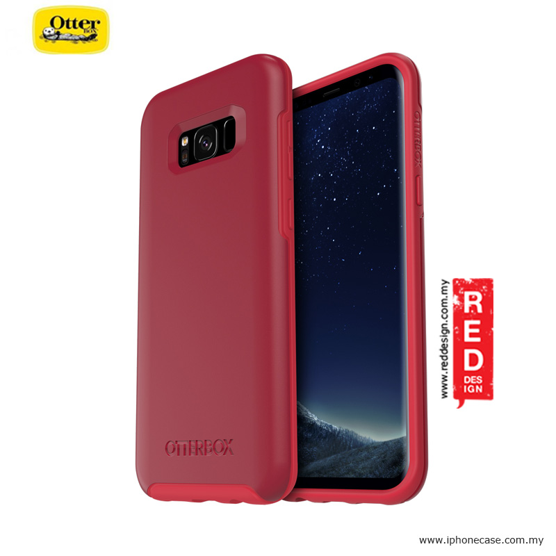 Picture of Otterbox Symmetry Series Protection Case for Samsung Galaxy S8 Plus - Rosso Corsa Samsung Galaxy S8 Plus- Samsung Galaxy S8 Plus Cases, Samsung Galaxy S8 Plus Covers, iPad Cases and a wide selection of Samsung Galaxy S8 Plus Accessories in Malaysia, Sabah, Sarawak and Singapore