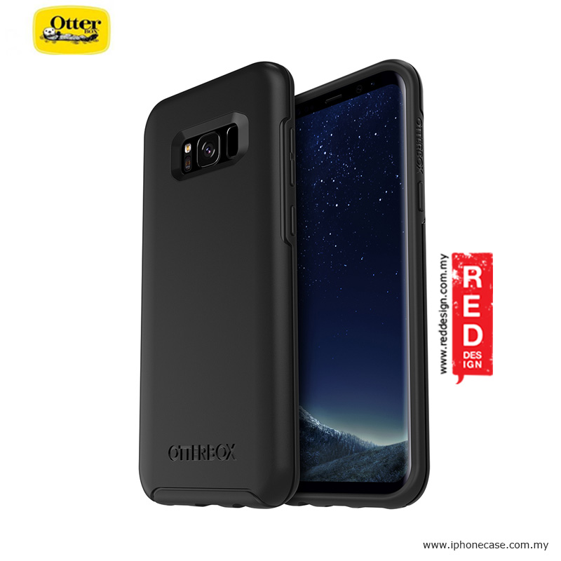 Picture of Otterbox Symmetry Series Protection Case for Samsung Galaxy S8 Plus - Black Samsung Galaxy S8 Plus- Samsung Galaxy S8 Plus Cases, Samsung Galaxy S8 Plus Covers, iPad Cases and a wide selection of Samsung Galaxy S8 Plus Accessories in Malaysia, Sabah, Sarawak and Singapore