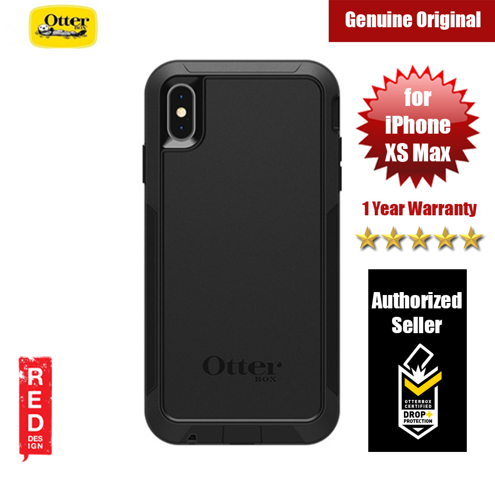 Picture of Otterbox Pursuit Series Case for iPhone Xs Max (Black) Apple iPhone XS Max- Apple iPhone XS Max Cases, Apple iPhone XS Max Covers, iPad Cases and a wide selection of Apple iPhone XS Max Accessories in Malaysia, Sabah, Sarawak and Singapore