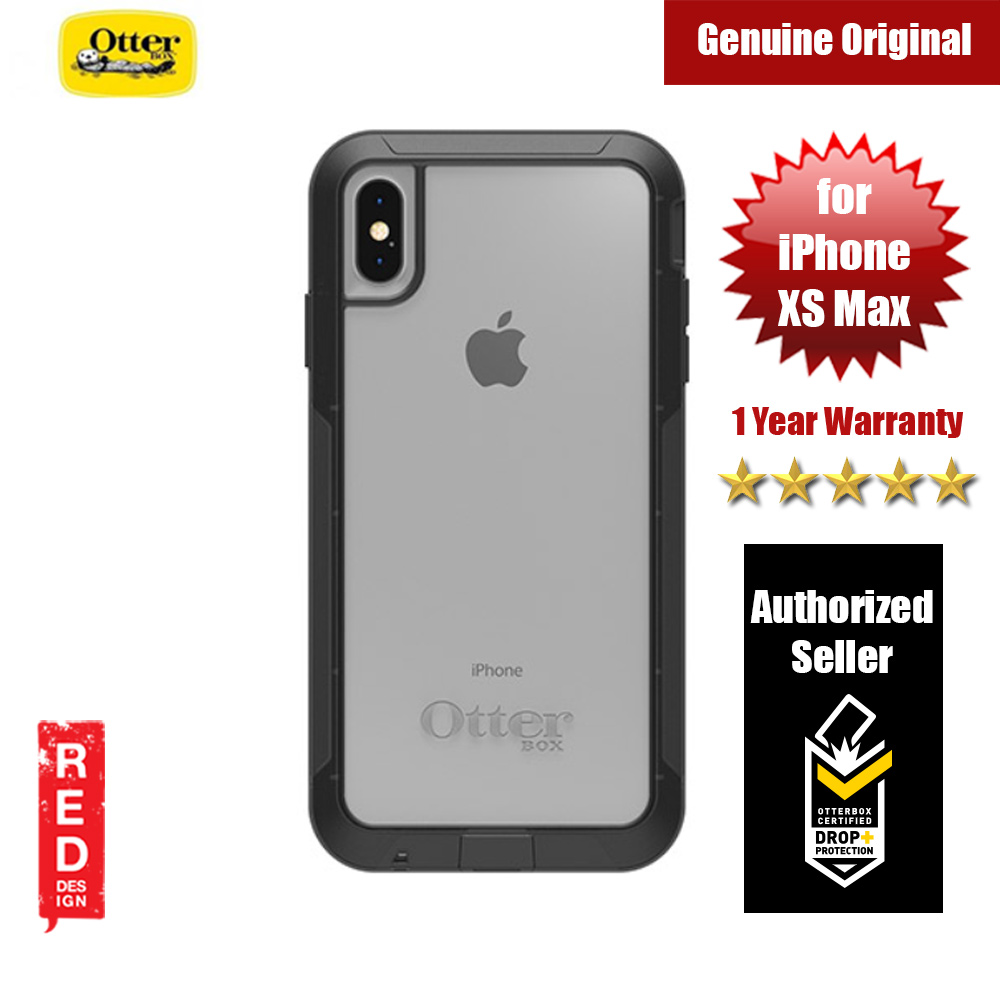 Picture of Otterbox Pursuit Series Case for iPhone Xs Max (Black Clear) Apple iPhone XS Max- Apple iPhone XS Max Cases, Apple iPhone XS Max Covers, iPad Cases and a wide selection of Apple iPhone XS Max Accessories in Malaysia, Sabah, Sarawak and Singapore