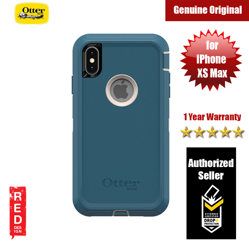 Picture of Otterbox Defender Series Screenless Edition Case for iPhone Xs Max (Big Sur) Apple iPhone XS Max- Apple iPhone XS Max Cases, Apple iPhone XS Max Covers, iPad Cases and a wide selection of Apple iPhone XS Max Accessories in Malaysia, Sabah, Sarawak and Singapore