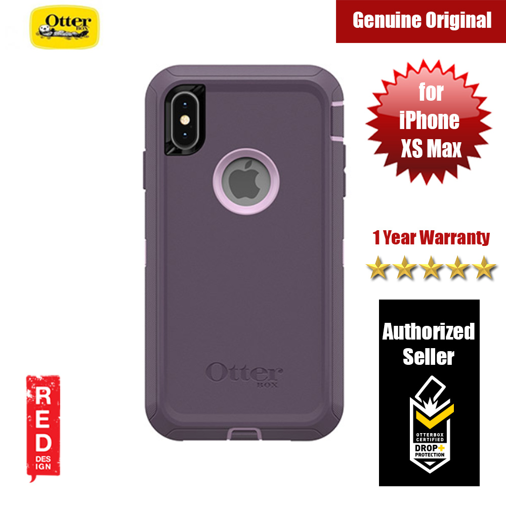 Picture of Otterbox Defender Series Screenless Edition Case for iPhone Xs Max (Purple Nebula) Apple iPhone XS Max- Apple iPhone XS Max Cases, Apple iPhone XS Max Covers, iPad Cases and a wide selection of Apple iPhone XS Max Accessories in Malaysia, Sabah, Sarawak and Singapore