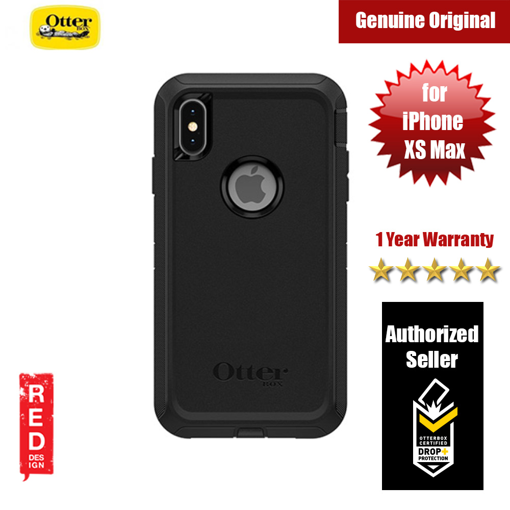 Picture of Otterbox Defender Series Screenless Edition Case for iPhone Xs Max (Black) Apple iPhone XS Max- Apple iPhone XS Max Cases, Apple iPhone XS Max Covers, iPad Cases and a wide selection of Apple iPhone XS Max Accessories in Malaysia, Sabah, Sarawak and Singapore
