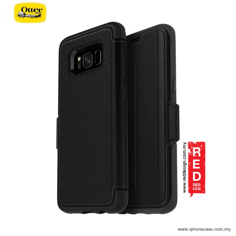 Picture of Otterbox Strada Series Protection Flip Case for Samsung Galaxy S8 - Onxy Samsung Galaxy S8- Samsung Galaxy S8 Cases, Samsung Galaxy S8 Covers, iPad Cases and a wide selection of Samsung Galaxy S8 Accessories in Malaysia, Sabah, Sarawak and Singapore