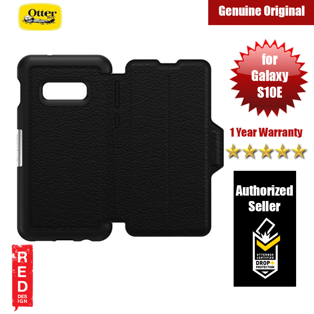 Picture of Otterbox Strada Series Leather Folio Protection Case for Samsung Galaxy S10E (Black) Samsung Galaxy S10e- Samsung Galaxy S10e Cases, Samsung Galaxy S10e Covers, iPad Cases and a wide selection of Samsung Galaxy S10e Accessories in Malaysia, Sabah, Sarawak and Singapore