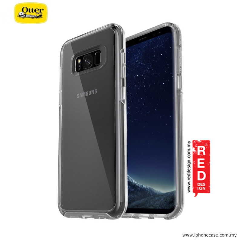 Picture of Otterbox Symmetry Clear Series Protection Case for Samsung Galaxy S8 Plus - Clear Samsung Galaxy S8 Plus- Samsung Galaxy S8 Plus Cases, Samsung Galaxy S8 Plus Covers, iPad Cases and a wide selection of Samsung Galaxy S8 Plus Accessories in Malaysia, Sabah, Sarawak and Singapore
