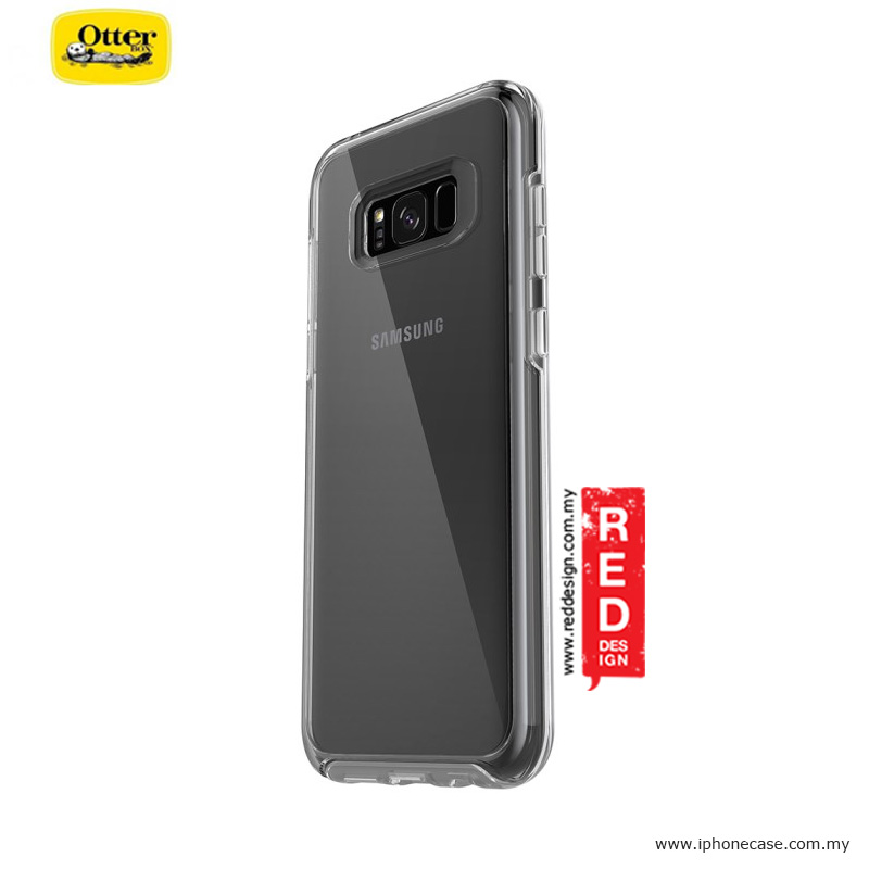 Picture of Samsung Galaxy S8 Plus Case | Otterbox Symmetry Clear Series Protection Case for Samsung Galaxy S8 Plus - Clear