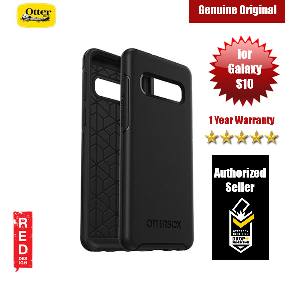 Picture of Otterbox Symmetry Series Protection Case for Samsung Galaxy S10 (Black) Samsung Galaxy S10- Samsung Galaxy S10 Cases, Samsung Galaxy S10 Covers, iPad Cases and a wide selection of Samsung Galaxy S10 Accessories in Malaysia, Sabah, Sarawak and Singapore