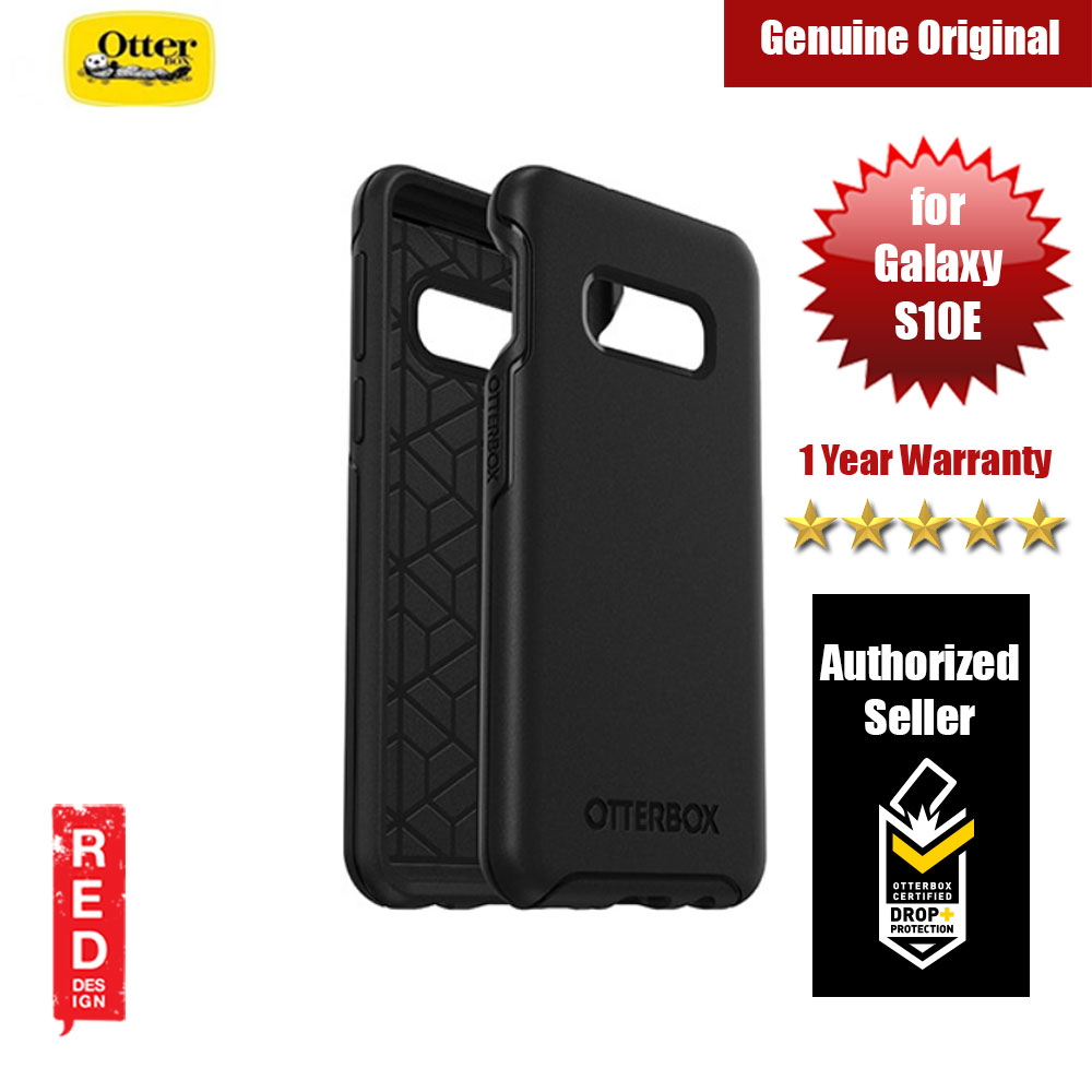 Picture of Otterbox Symmetry Series Protection Case for Samsung Galaxy S10E (Black) Samsung Galaxy S10e- Samsung Galaxy S10e Cases, Samsung Galaxy S10e Covers, iPad Cases and a wide selection of Samsung Galaxy S10e Accessories in Malaysia, Sabah, Sarawak and Singapore