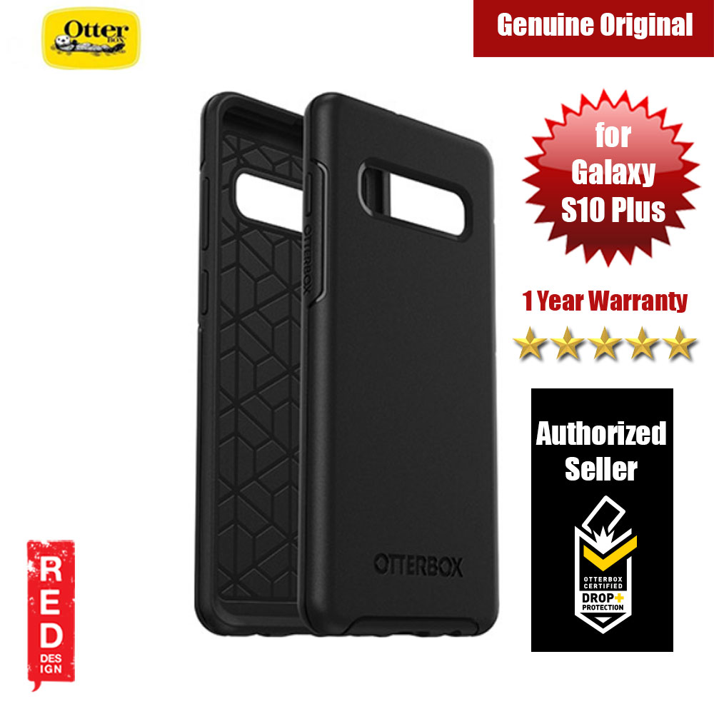 Picture of Otterbox Symmetry Series Protection Case for Samsung Galaxy S10 Plus (Black) Samsung Galaxy S10 Plus- Samsung Galaxy S10 Plus Cases, Samsung Galaxy S10 Plus Covers, iPad Cases and a wide selection of Samsung Galaxy S10 Plus Accessories in Malaysia, Sabah, Sarawak and Singapore