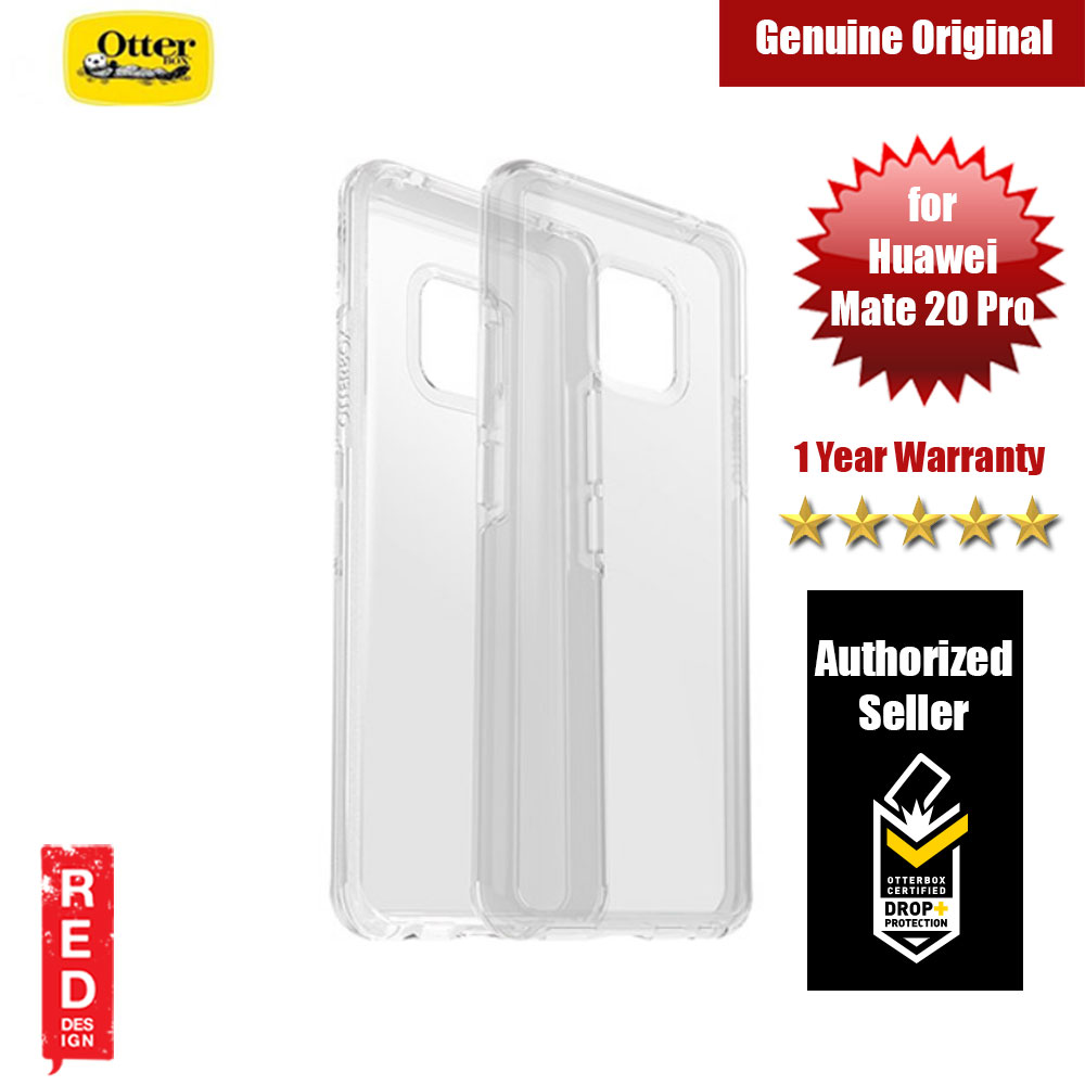 Picture of Otterbox Symmetry Series Clear Case for Huawei Mate 20 Pro (Clear) Huawei Mate 20 Pro- Huawei Mate 20 Pro Cases, Huawei Mate 20 Pro Covers, iPad Cases and a wide selection of Huawei Mate 20 Pro Accessories in Malaysia, Sabah, Sarawak and Singapore