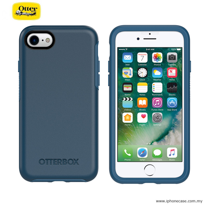 buy online 44e2e 87ee8 Otterbox Symmetry Series Protection Case for Apple iPhone 7 iPhone 8 4.7 -  Bespoke Way
