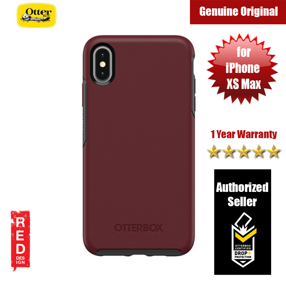 Picture of Otterbox Symmetry Series Case for iPhone Xs Max (Fine Port) Apple iPhone XS Max- Apple iPhone XS Max Cases, Apple iPhone XS Max Covers, iPad Cases and a wide selection of Apple iPhone XS Max Accessories in Malaysia, Sabah, Sarawak and Singapore