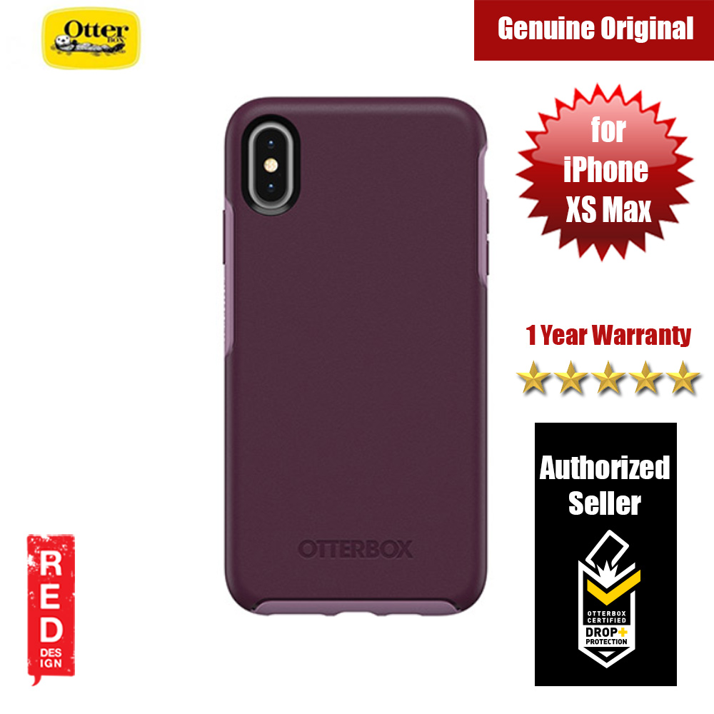 Picture of Otterbox Symmetry Series Case for iPhone Xs Max (Tonic Violet) Apple iPhone XS Max- Apple iPhone XS Max Cases, Apple iPhone XS Max Covers, iPad Cases and a wide selection of Apple iPhone XS Max Accessories in Malaysia, Sabah, Sarawak and Singapore