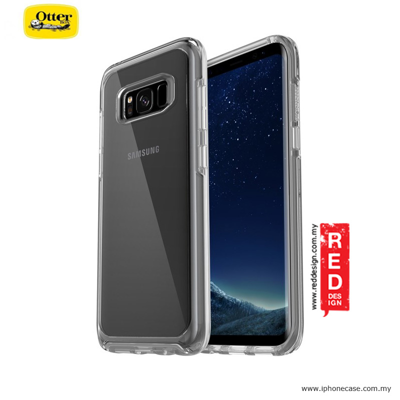 Picture of Otterbox Symmetry Clear Series Protection Case for Samsung Galaxy S8 - Clear Samsung Galaxy S8- Samsung Galaxy S8 Cases, Samsung Galaxy S8 Covers, iPad Cases and a wide selection of Samsung Galaxy S8 Accessories in Malaysia, Sabah, Sarawak and Singapore
