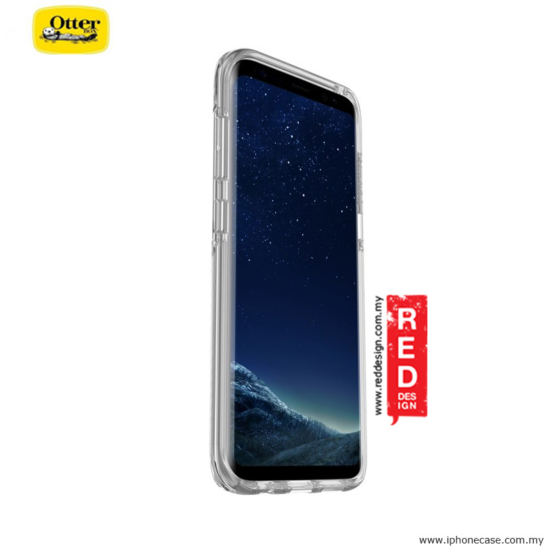 Picture of Samsung Galaxy S8 Case | Otterbox Symmetry Clear Series Protection Case for Samsung Galaxy S8 - Clear
