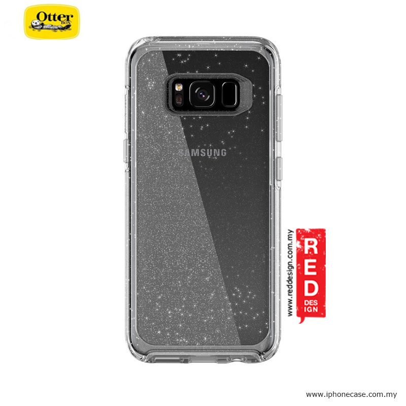 Picture of Samsung Galaxy S8 Case | Otterbox Symmetry Clear Series Protection Case for Samsung Galaxy S8 - Stardust