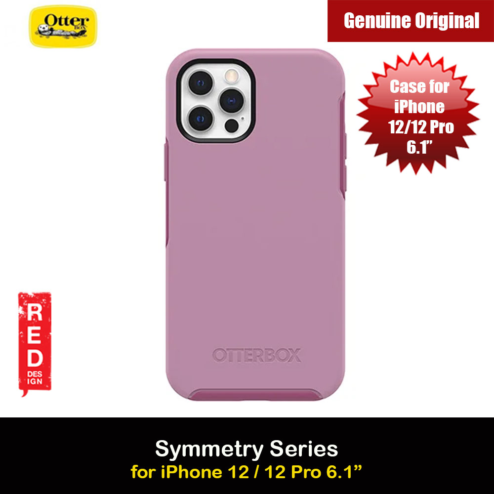 Picture of Otterbox Symmetry Series Protection Case for Apple iPhone 12 iPhone 12 Pro 6.1 (Cake Pop Pink) Apple iPhone 12 mini 5.4- Apple iPhone 12 mini 5.4 Cases, Apple iPhone 12 mini 5.4 Covers, iPad Cases and a wide selection of Apple iPhone 12 mini 5.4 Accessories in Malaysia, Sabah, Sarawak and Singapore