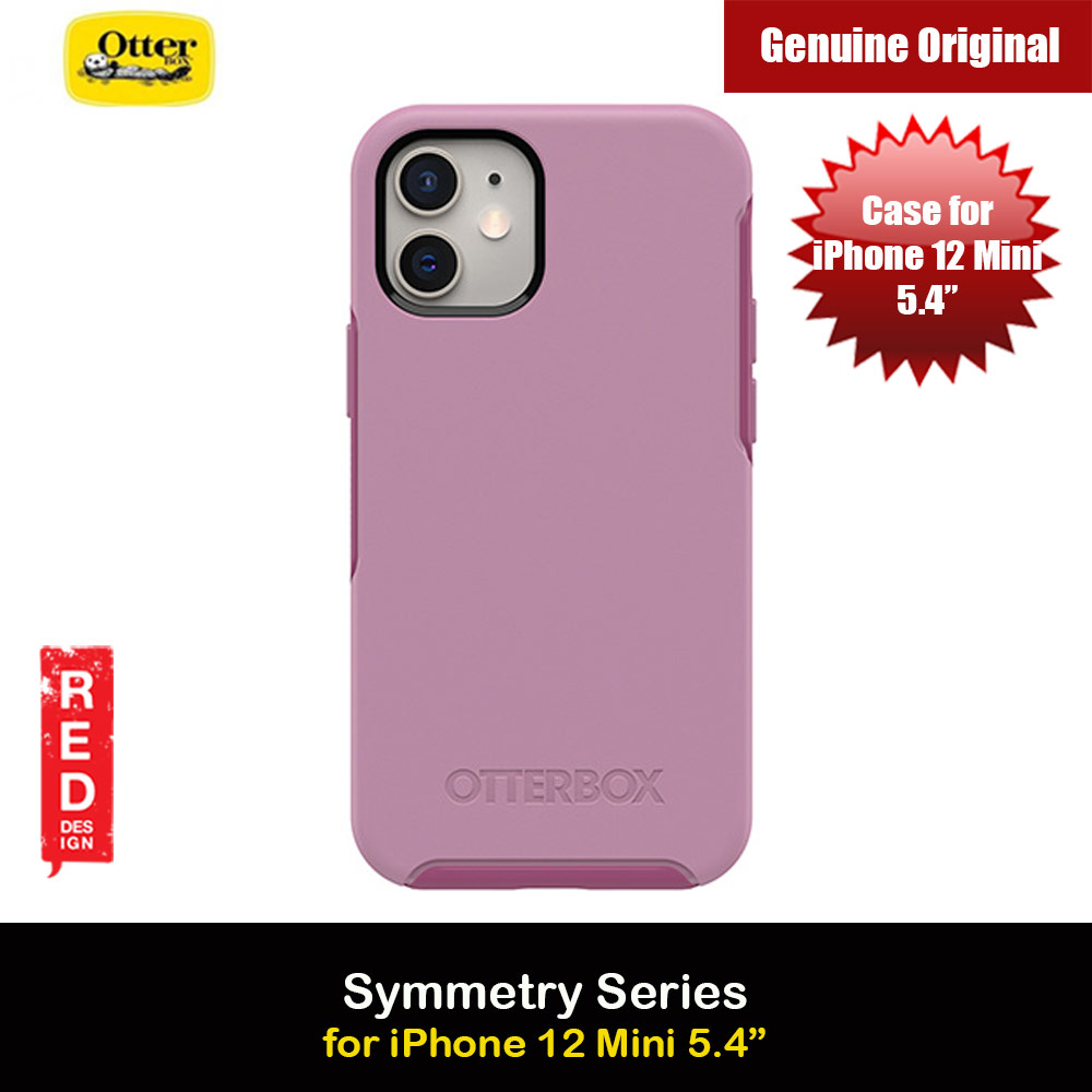 Picture of Otterbox Symmetry Series Protection Case for Apple iPhone 12 Mini 5.4 (Cake Pop Pink) Apple iPhone 12 mini 5.4- Apple iPhone 12 mini 5.4 Cases, Apple iPhone 12 mini 5.4 Covers, iPad Cases and a wide selection of Apple iPhone 12 mini 5.4 Accessories in Malaysia, Sabah, Sarawak and Singapore