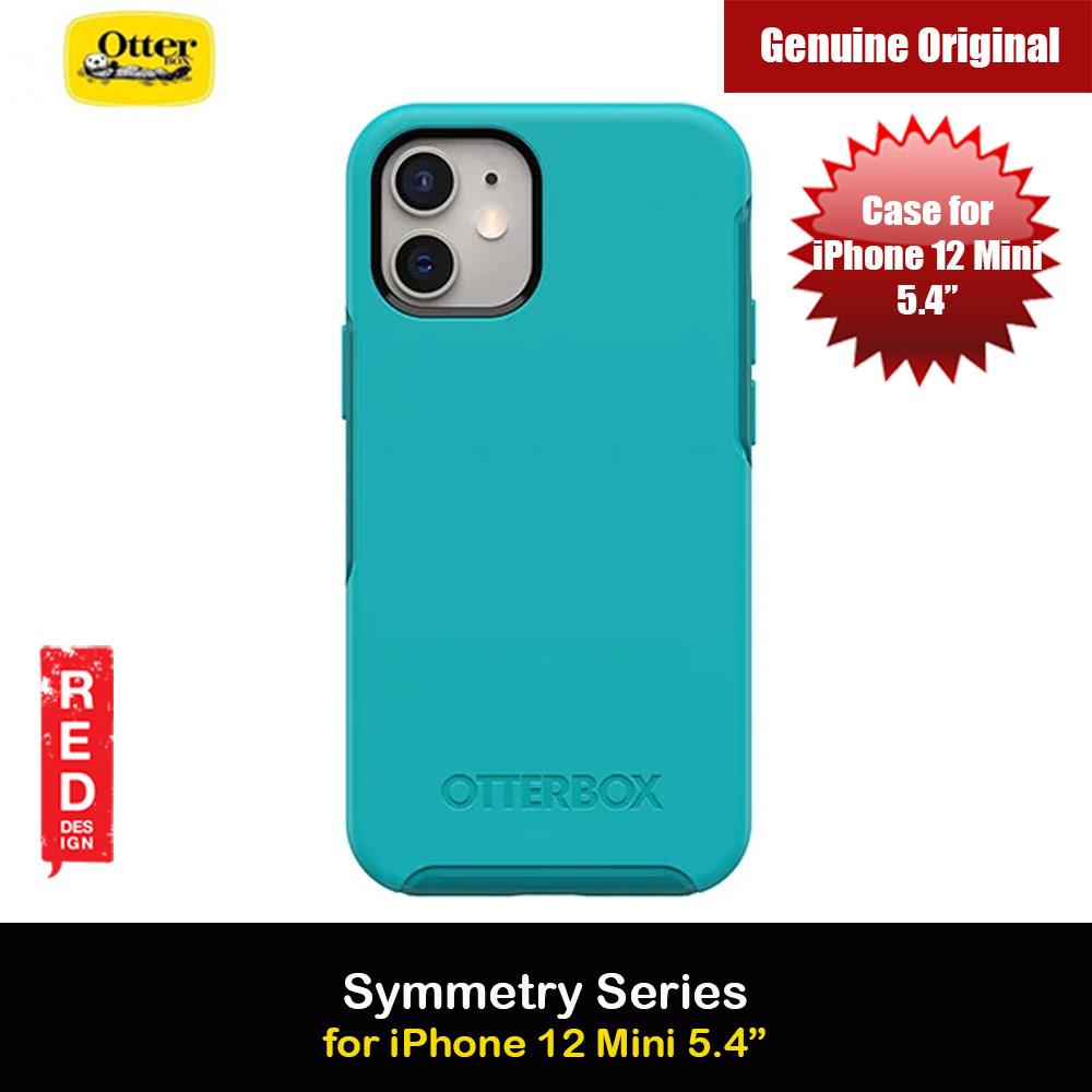 Picture of Otterbox Symmetry Series Protection Case for Apple iPhone 12 Mini 5.4 (Rock Candy Blue) Apple iPhone 12 mini 5.4- Apple iPhone 12 mini 5.4 Cases, Apple iPhone 12 mini 5.4 Covers, iPad Cases and a wide selection of Apple iPhone 12 mini 5.4 Accessories in Malaysia, Sabah, Sarawak and Singapore
