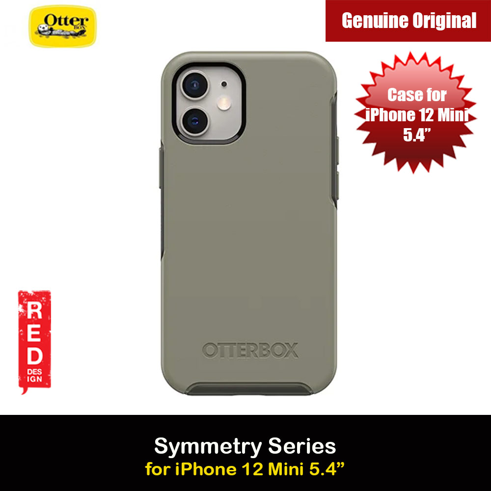 Picture of Otterbox Symmetry Series Protection Case for Apple iPhone 12 Mini 5.4 (Earl Grey) Apple iPhone 12 mini 5.4- Apple iPhone 12 mini 5.4 Cases, Apple iPhone 12 mini 5.4 Covers, iPad Cases and a wide selection of Apple iPhone 12 mini 5.4 Accessories in Malaysia, Sabah, Sarawak and Singapore