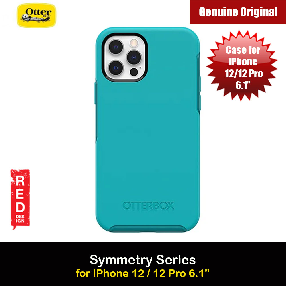 Picture of Otterbox Symmetry Series Protection Case for Apple iPhone 12 iPhone 12 Pro 6.1 (Rock Candy Blue) Apple iPhone 12 mini 5.4- Apple iPhone 12 mini 5.4 Cases, Apple iPhone 12 mini 5.4 Covers, iPad Cases and a wide selection of Apple iPhone 12 mini 5.4 Accessories in Malaysia, Sabah, Sarawak and Singapore