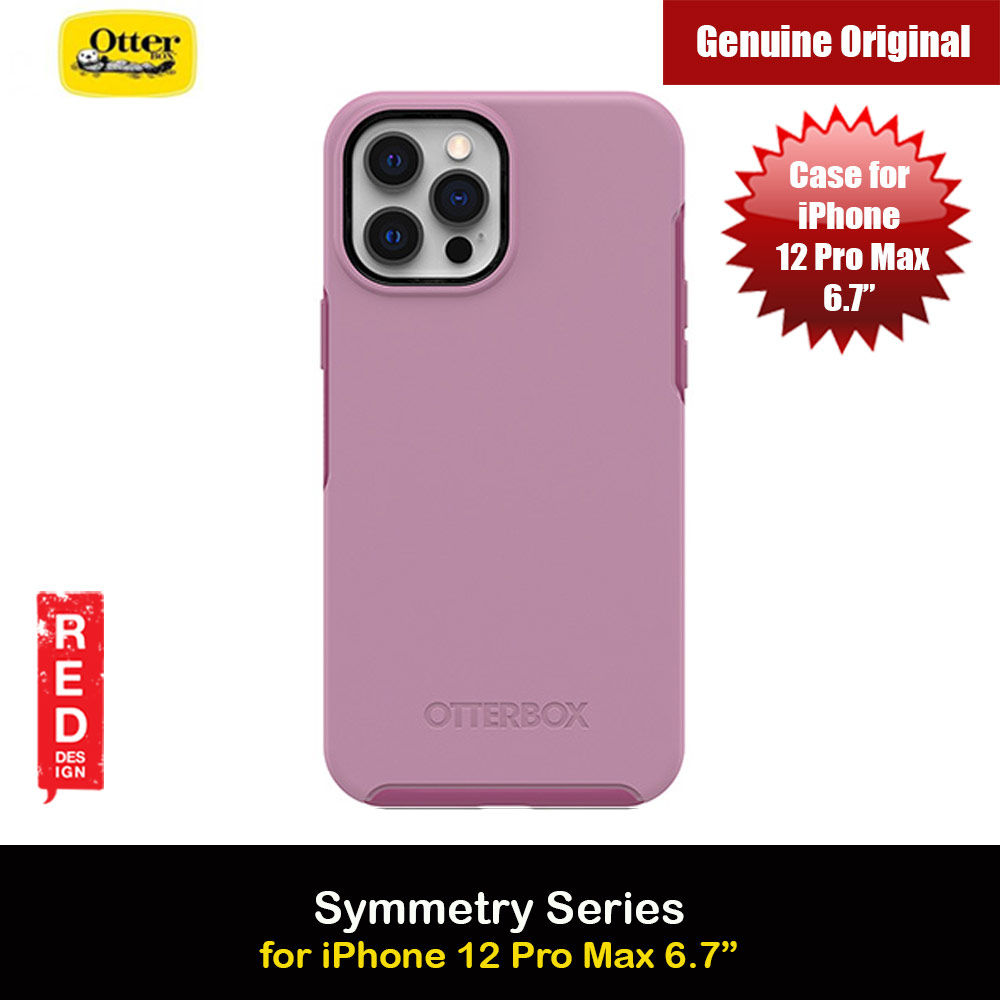 Picture of Otterbox Symmetry Series Protection Case for Apple iPhone 12 Pro Max 6.7 (Cake Pop Pink) Apple iPhone 12 mini 5.4- Apple iPhone 12 mini 5.4 Cases, Apple iPhone 12 mini 5.4 Covers, iPad Cases and a wide selection of Apple iPhone 12 mini 5.4 Accessories in Malaysia, Sabah, Sarawak and Singapore