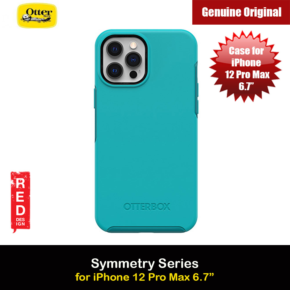 Picture of Otterbox Symmetry Series Protection Case for Apple iPhone 12 Pro Max 6.7 (Rock Candy Blue) Apple iPhone 12 mini 5.4- Apple iPhone 12 mini 5.4 Cases, Apple iPhone 12 mini 5.4 Covers, iPad Cases and a wide selection of Apple iPhone 12 mini 5.4 Accessories in Malaysia, Sabah, Sarawak and Singapore