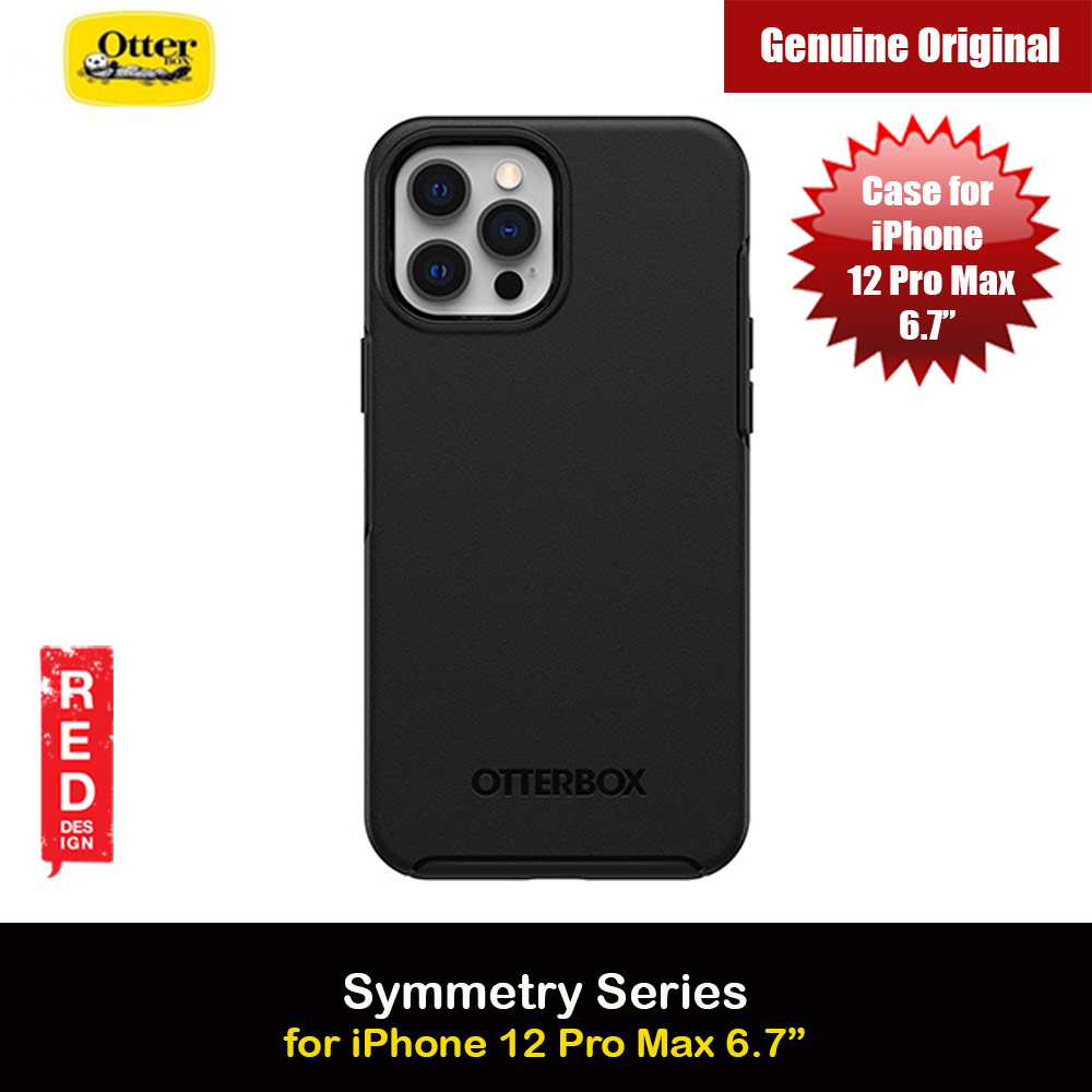 Picture of Otterbox Symmetry Series Protection Case for Apple iPhone 12 Pro Max 6.7 (Black) Apple iPhone 12 mini 5.4- Apple iPhone 12 mini 5.4 Cases, Apple iPhone 12 mini 5.4 Covers, iPad Cases and a wide selection of Apple iPhone 12 mini 5.4 Accessories in Malaysia, Sabah, Sarawak and Singapore