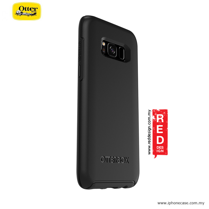 Picture of Otterbox Symmetry Series Protection Case for Samsung Galaxy S8 - Black Malaysia Singapore: Samsung Galaxy S8- Samsung Galaxy S8 Cases, Samsung Galaxy S8 Covers, iPad Cases and a wide selection of Samsung Galaxy S8 Accessories in Malaysia, Sabah, Sarawak and Singapore