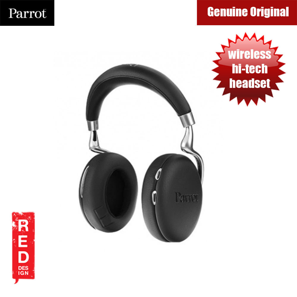Picture of Parrot Zik 3 The Wireless Hi-Tech Stylish Ultra Intuitive Audio Headset (Black)