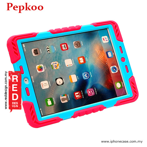 Picture of Apple iPad Pro 9.7 Case | Pepkoo Drop Proof Protection Case for iPad Pro 9.7 - Pink