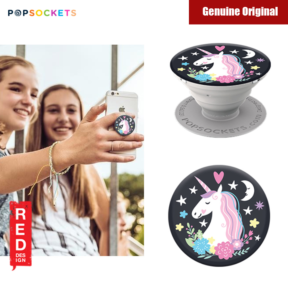 Picture of Popsockets A Phone Grip A Phone Stand An Earbud Management System (Unicorn Dream) Red Design- Red Design Cases, Red Design Covers, iPad Cases and a wide selection of Red Design Accessories in Malaysia, Sabah, Sarawak and Singapore