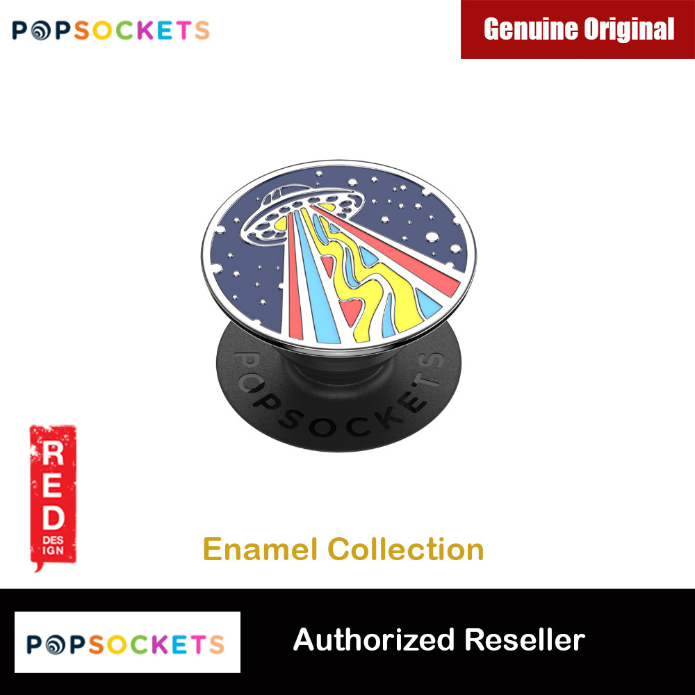 Picture of Popsockets PopGrip Swappable Premium Collection (Enamel Outta This World Navy) Red Design- Red Design Cases, Red Design Covers, iPad Cases and a wide selection of Red Design Accessories in Malaysia, Sabah, Sarawak and Singapore