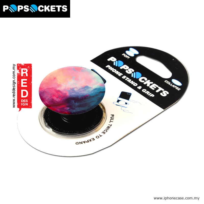 Picture of Popsockets A Phone Grip A Phone Stand An Earbud Management System - Cascade Water