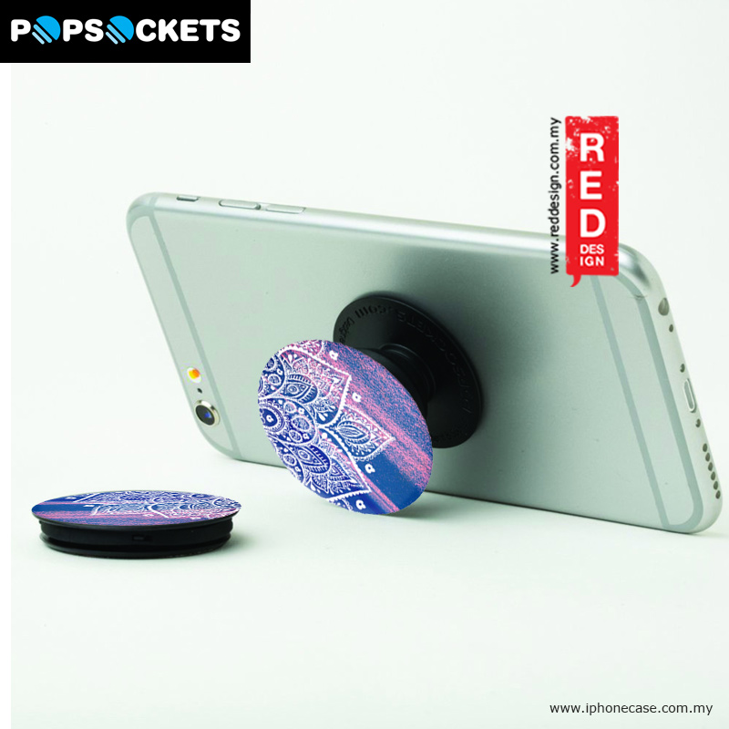 Picture of Popsockets A Phone Grip A Phone Stand An Earbud Management System - Pakwan Sunset Red Design- Red Design Cases, Red Design Covers, iPad Cases and a wide selection of Red Design Accessories in Malaysia, Sabah, Sarawak and Singapore