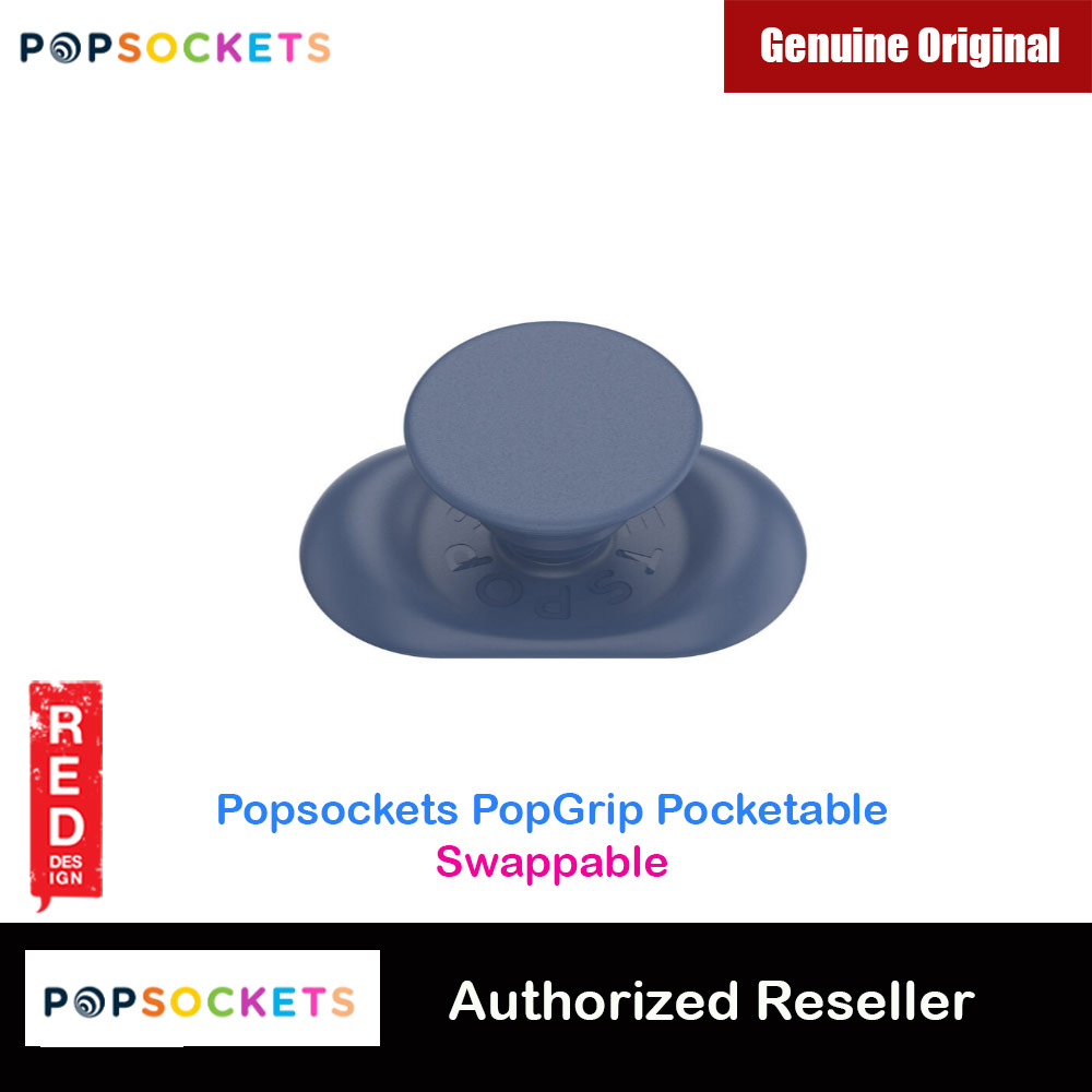 Picture of Popsockets PopGrip Swappable Pocketable (Feeling Blue) Red Design- Red Design Cases, Red Design Covers, iPad Cases and a wide selection of Red Design Accessories in Malaysia, Sabah, Sarawak and Singapore