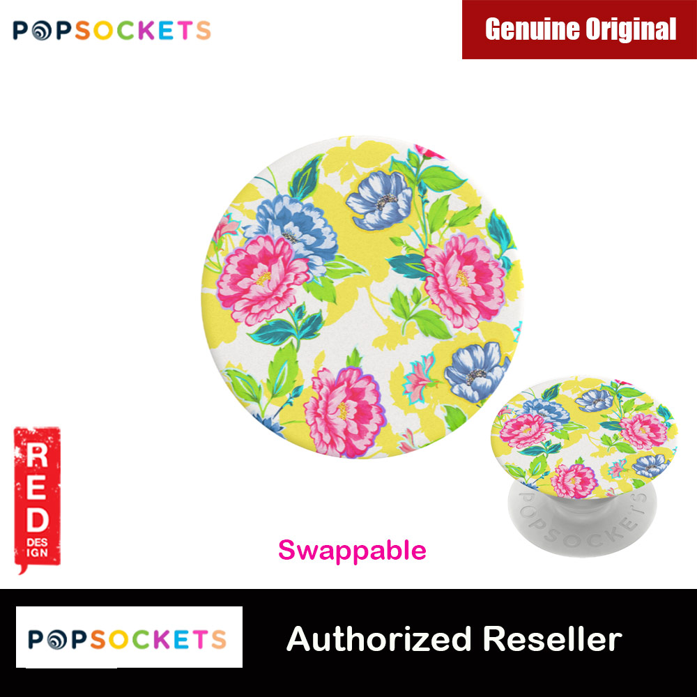 Picture of Popsockets PopGrip Swappable Flower Series (Heritage Rose White) Red Design- Red Design Cases, Red Design Covers, iPad Cases and a wide selection of Red Design Accessories in Malaysia, Sabah, Sarawak and Singapore