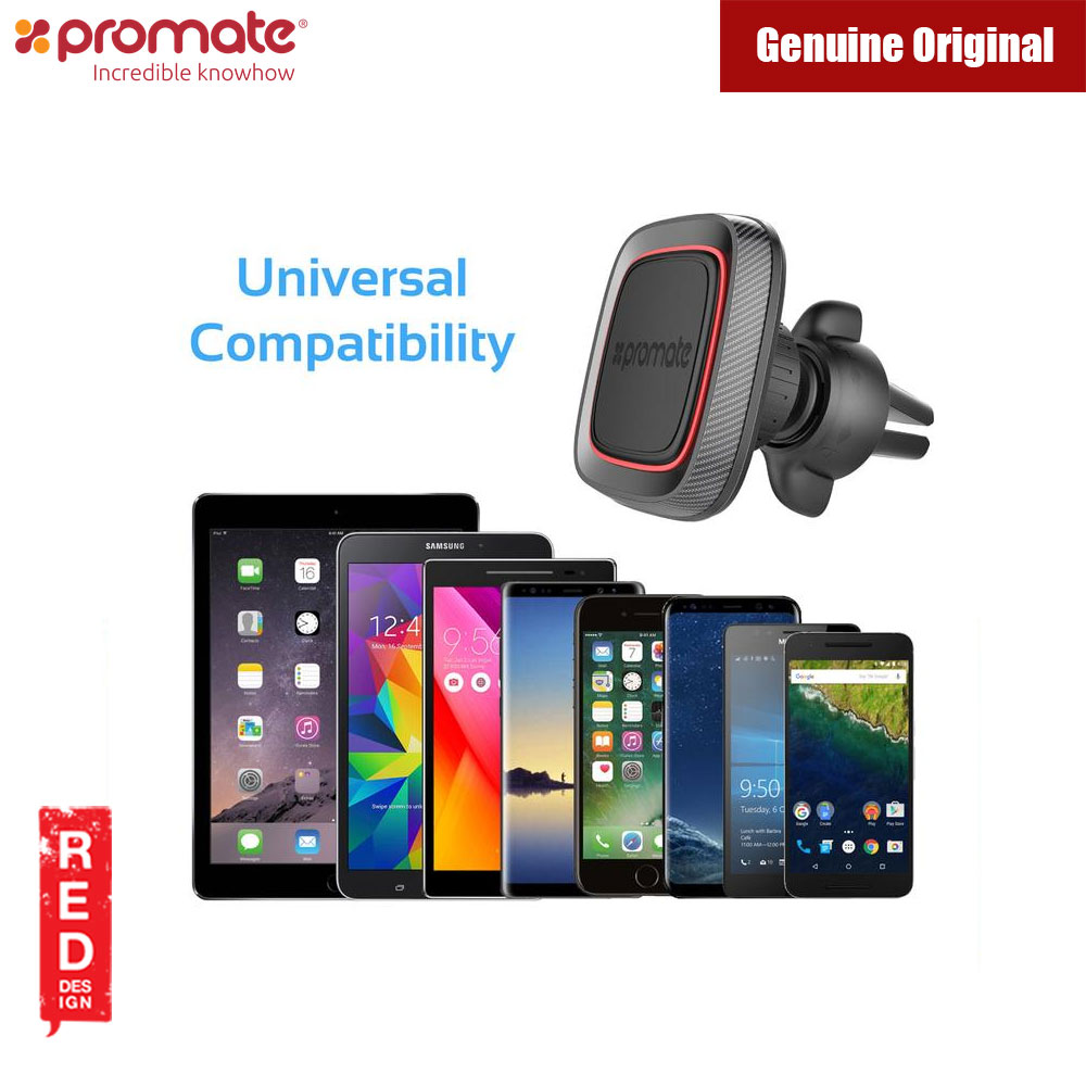 Picture of Promate Universal Anti Slip Magnetic Car Vent Mount