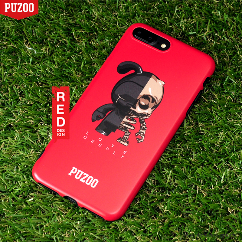 Picture of Puzoo Fashion TPU Soft Case for Apple iPhone 7 Plus iPhone 8 Plus 5.5 - Kugo Apple iPhone 8 Plus- Apple iPhone 8 Plus Cases, Apple iPhone 8 Plus Covers, iPad Cases and a wide selection of Apple iPhone 8 Plus Accessories in Malaysia, Sabah, Sarawak and Singapore